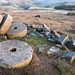 Stanage millstones by Keartona