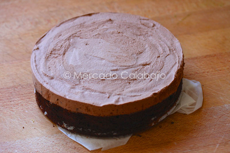 TARTA BROWNIE DE OREO CON MOUSSE DE CHOCOLATE-27