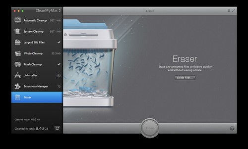 CleanMyMac 2 screenshots