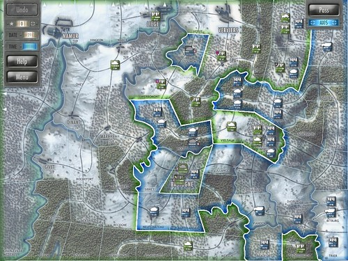 Battle of the Bulge - The Endgame