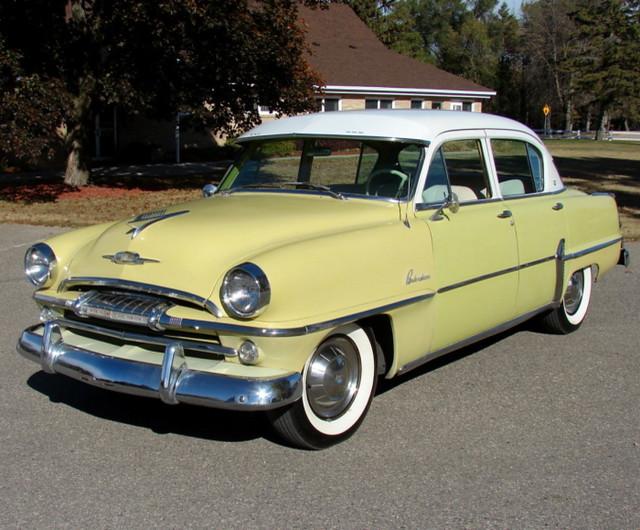 1954 plymouth belvedere 4 door sedan flickr photo sharing for 1950 plymouth 4 door sedan