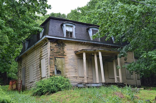house abandoned home was once rocklandcountyny rocklandlakeny