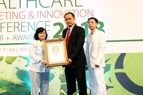 Indonesia Health Care Marketing & Innovation Conference 2013 – Klinik Mata Nusantara.
