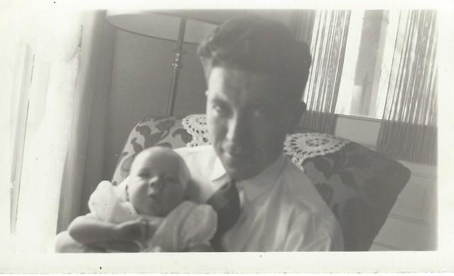 dad young 1943 with Bernard Gourlay