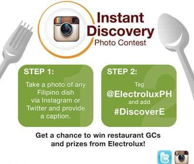 Instant Discovery Photo Contest