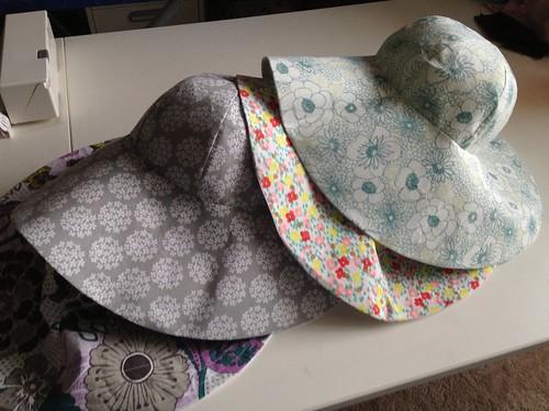 Sun Hats!!!