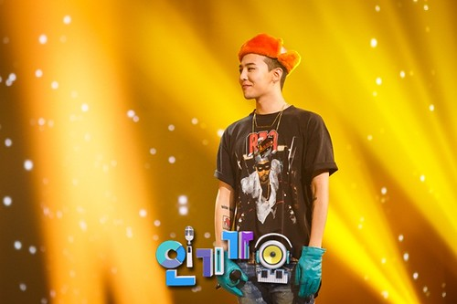 Big Bang - SBS Inkigayo - 10may2015 - SBS - 12