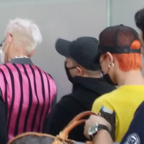 Big Bang - Incheon Airport - 07aug2015 - mybaeby - 05