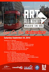 Art All Night: Made in DC 2016