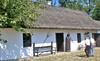 Das lebende Einzelhofmuseum in der Biczó Tscharda erinnert an die mit den Baumaterialien der Gegend errichteten Langhäuser der Banatschwäbischen Siedlungsgeschichte