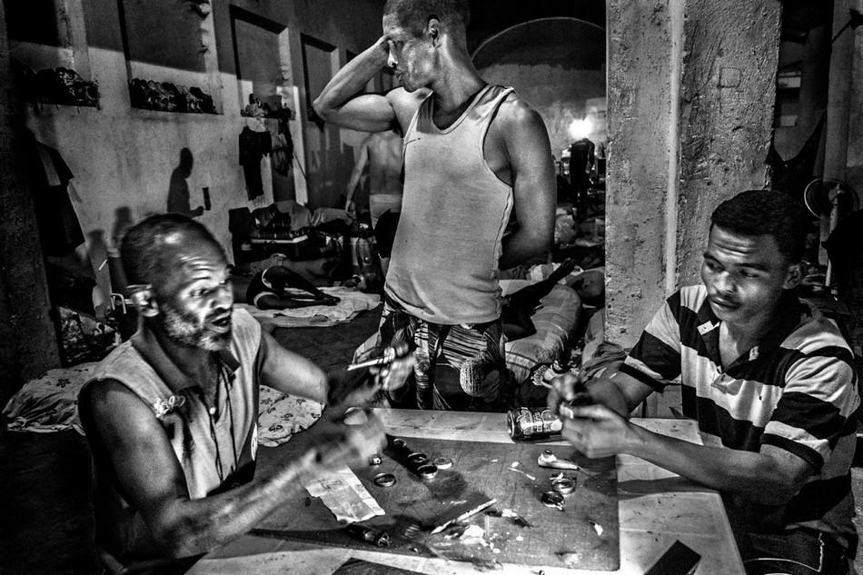 邊緣文化/委內瑞拉最危險監獄—牆內的混沌與罪惡20