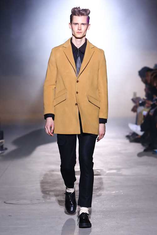 FW13 Tokyo DISCOVERED011_Lowell Tautchin(Fashion Press)