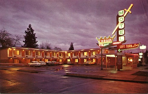 Crown Motel, Portland, Oregon