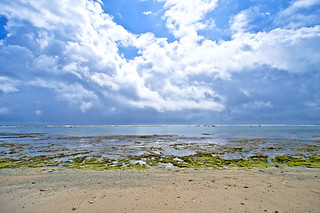 Kudaka Island,Okinawa Japan