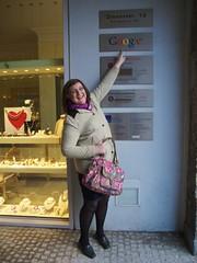 Hier ist Google in München