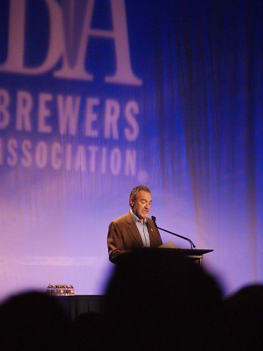 Papazian addresses Craft Brewers Conference 2013