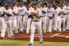 Rays Opening Day Rally