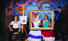 Frida Photo Miracle Theatre