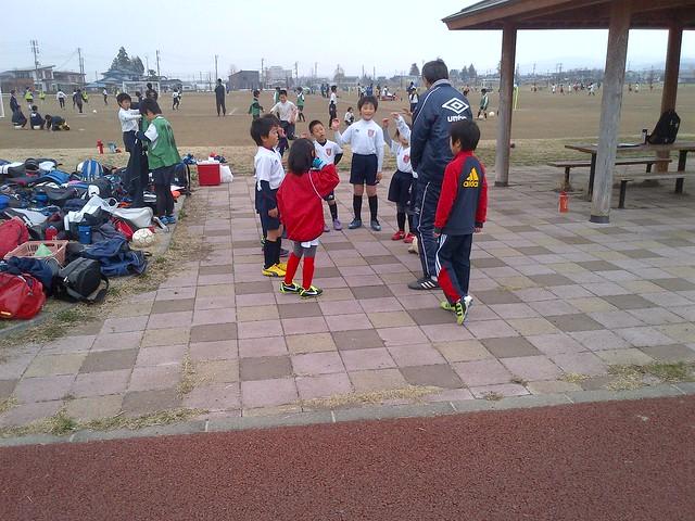 FC training April 6, 2013