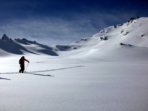 La montagne bénéficie d'une luminosité bienfaisante - © benontherun.com / Flickr CC.