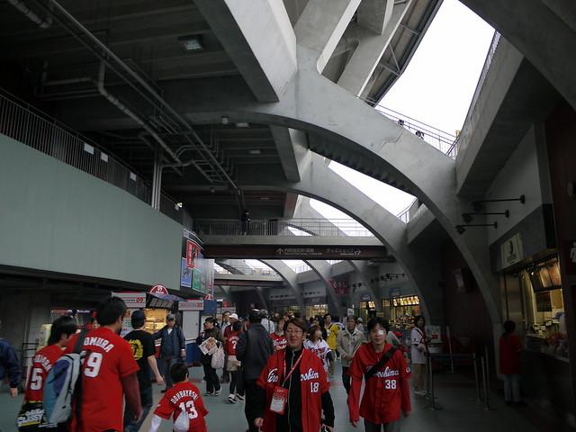 Photo:マツダスタジアム By daipresents