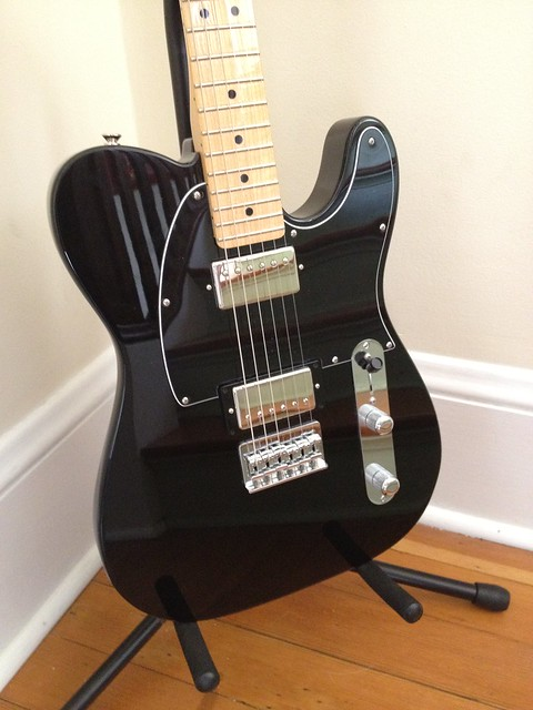 double humbucker tele opinions suggestions telecaster. Black Bedroom Furniture Sets. Home Design Ideas
