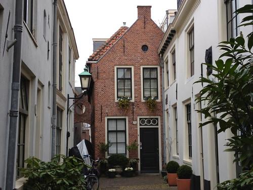 Haarlem - courtyard