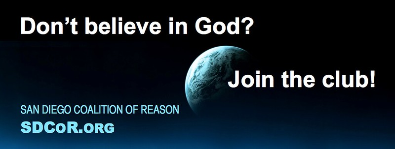 Don't believe in God?