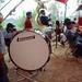 Playing in the band - Banda tocando en una fiesta de 15 años en San Pedro y San Pablo Ayutla, Región Mixes, Oaxaca, Mexico por Lon&Queta