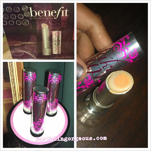 Benefit Cosmetics Philippines Fake Up Launch Event