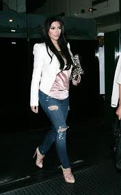 Kim Kardashian Camisole Vest Celebrity Style Women's Fashion