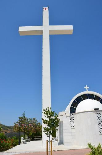 Kapelle zur Erinnerung an längst vergessene Kriege