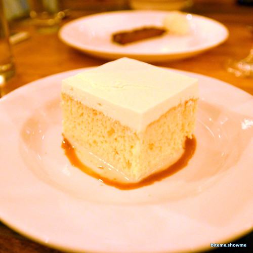 Animal - Tres Leches, Dulce de Leche