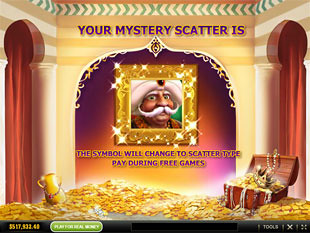 Sultan's Gold Free Spins