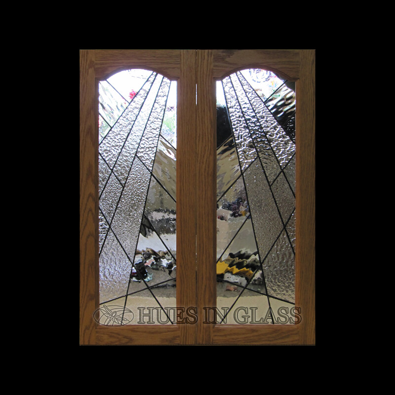 Huesinglass stained glass ennismore peterborough ontario kitchen cabinet door insert sunray design a stylefont size kitchen cabinet stained glass planetlyrics