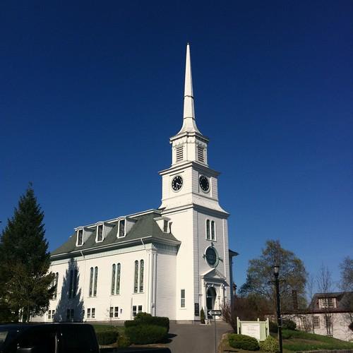 Unitarian Church, Hudson, MA