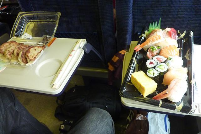 0622 - En el shinkansen