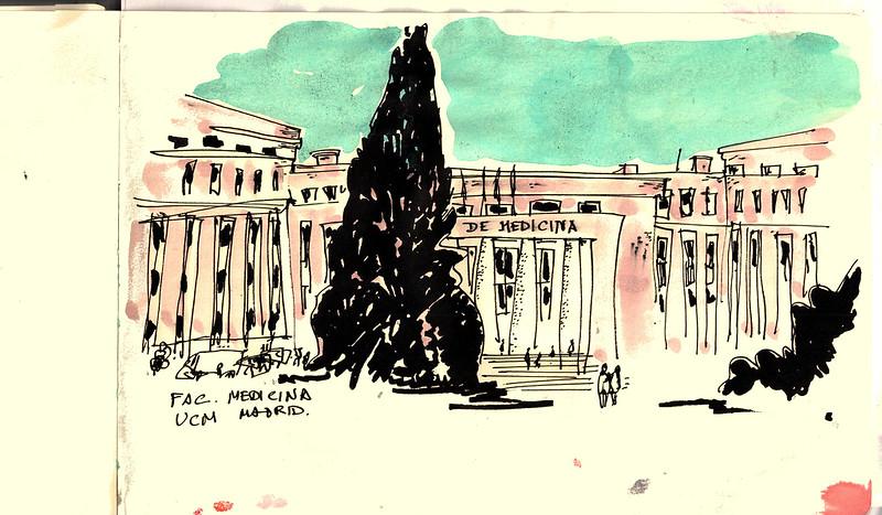 facultad de medicina UCM Madrid
