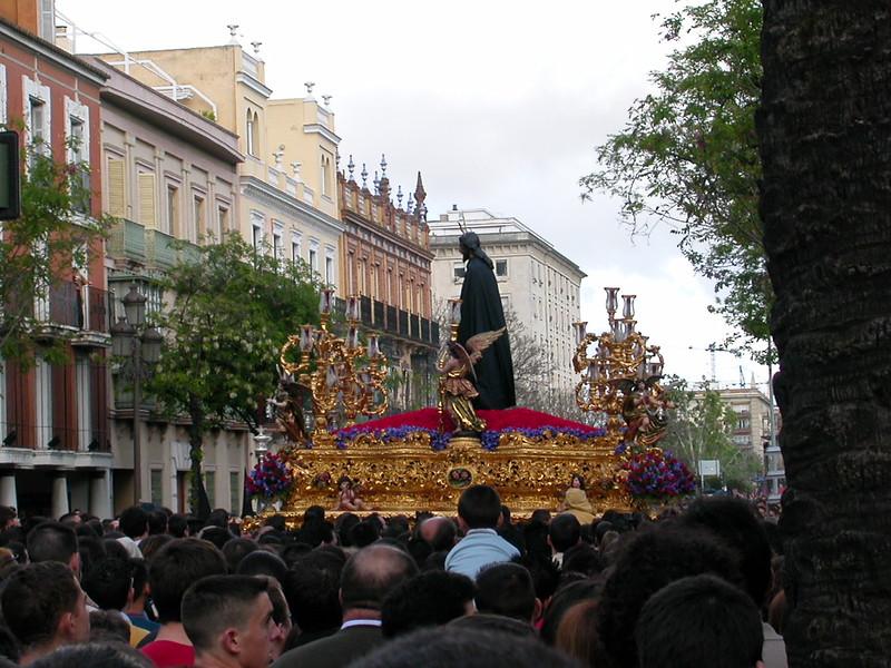 Hermandad de Santa Genoveva, 2003