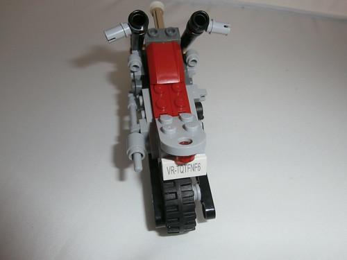 LEGO Motor cycle