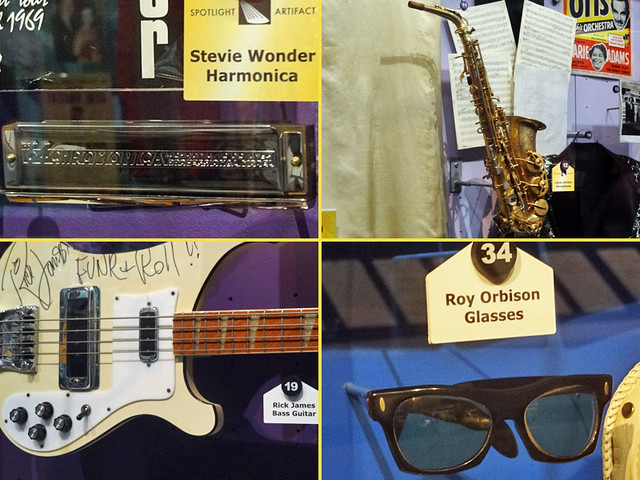 rock & roll hall of fame exhibits - harmonica
