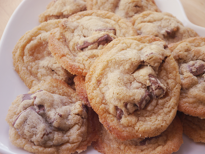 chocolate chunk cookies recipe 2