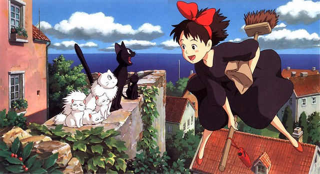 Photo:Live Action Kiki's Delivery Service By:Danny Choo