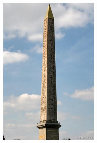 Obélisque de la place de la Concorde