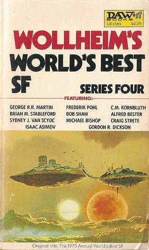 Donald A. Wollheim (ed) - World's Best SF Series Four (DAW)