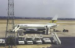 Aero Zambia, Lusaka Airport, Zambia - 1998