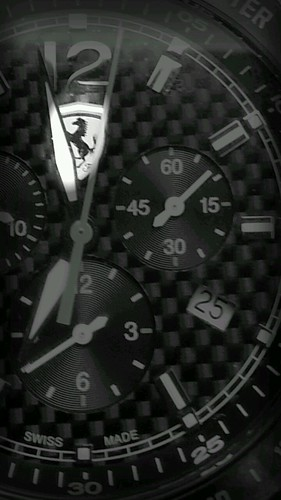 Ferrari Chrono Watch