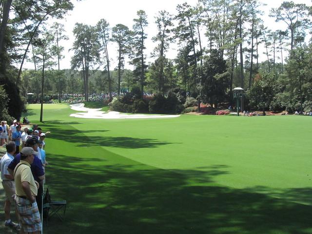 golf tour 10th hole, Augusta National Golf Club