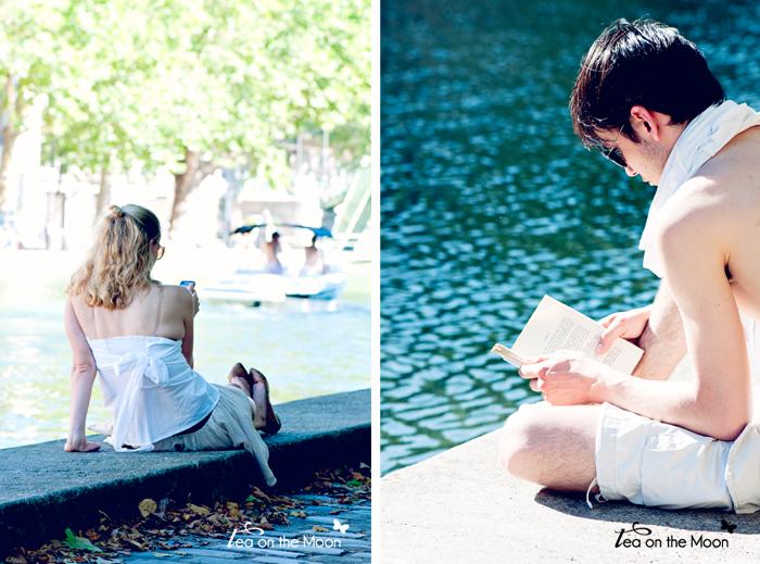 Canal de Sant Martin Paris 07