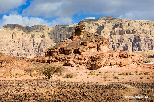 Israel - Neguev Desert - Timna Park 03